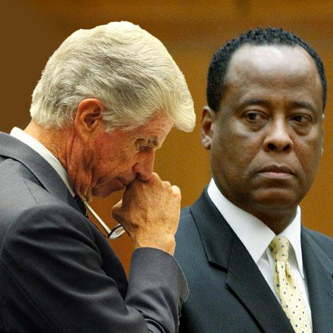 //conrad murray michael flanagan