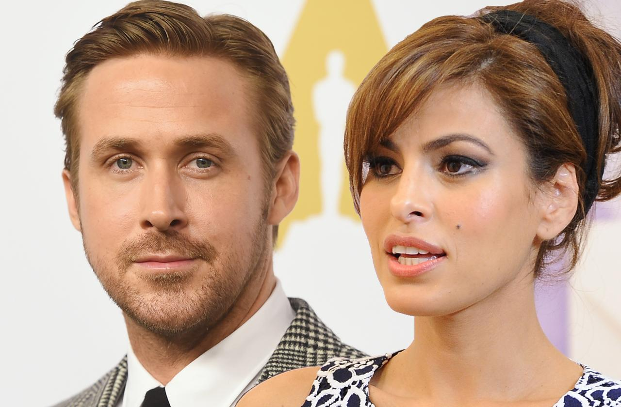Ryan Gosling, Eva Mendes Relationship Crumbling – Living Separate Lives