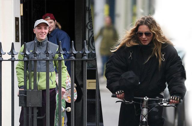 Madonna Custody Battle Rocco Ritchie London