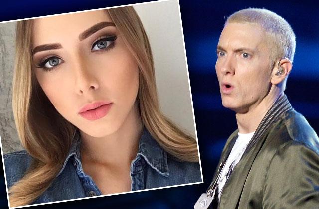 Eminem Daughter Hailie Scott Sexy Body
