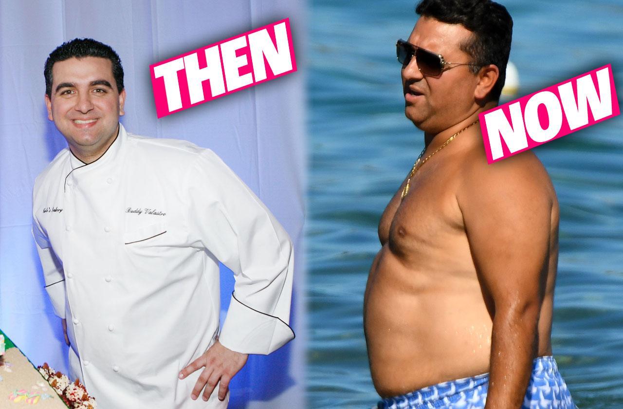 //Cake boss buddy valastro weight gain pp