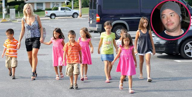 //kate filming kids jon gosselin pp