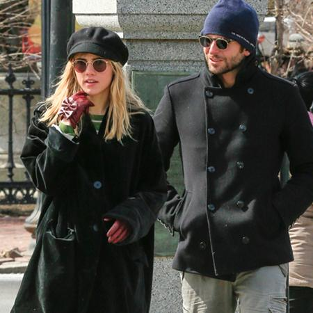 Bradley Cooper and Suki