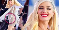 Gwen Stefani Baby Bump Rumors Pic With Blake Shelton