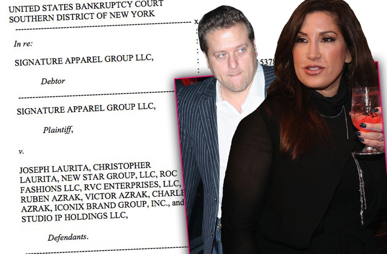 chris laurita jacqueline laurita guilty bankruptcy case