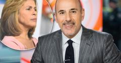 //Hoda Kotb Matt Lauer Job Paid Less pp