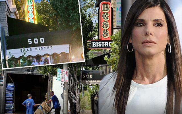 Sandra Bullock Restaurant Closes Bess Austin