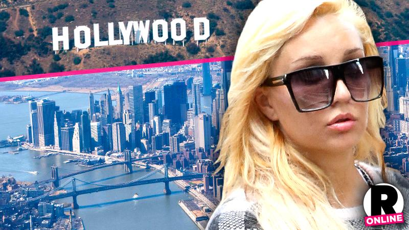 //amanda bynes asking friends money move los angeles new york city pp sl
