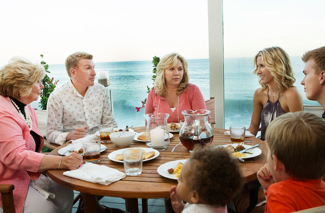 Todd Chrisley Knows Best Julie Marriage Vacation