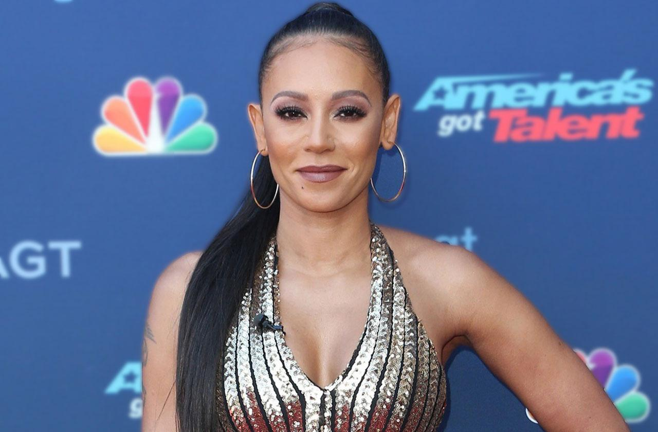 Mel B Divorce Nanny Restraining Order 5 Years