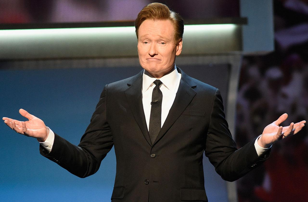 Aging Conan O'Brien Gets Makeover For His TV Show
