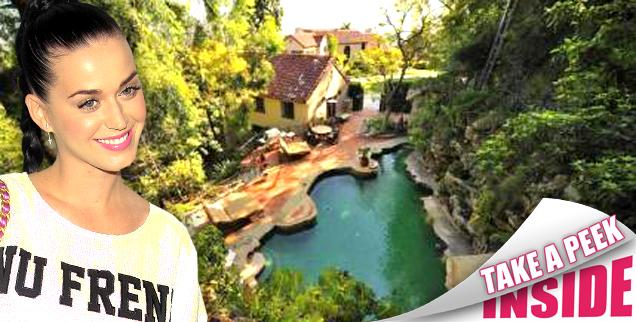 //katy perry sells once shared house russell brand   million wide