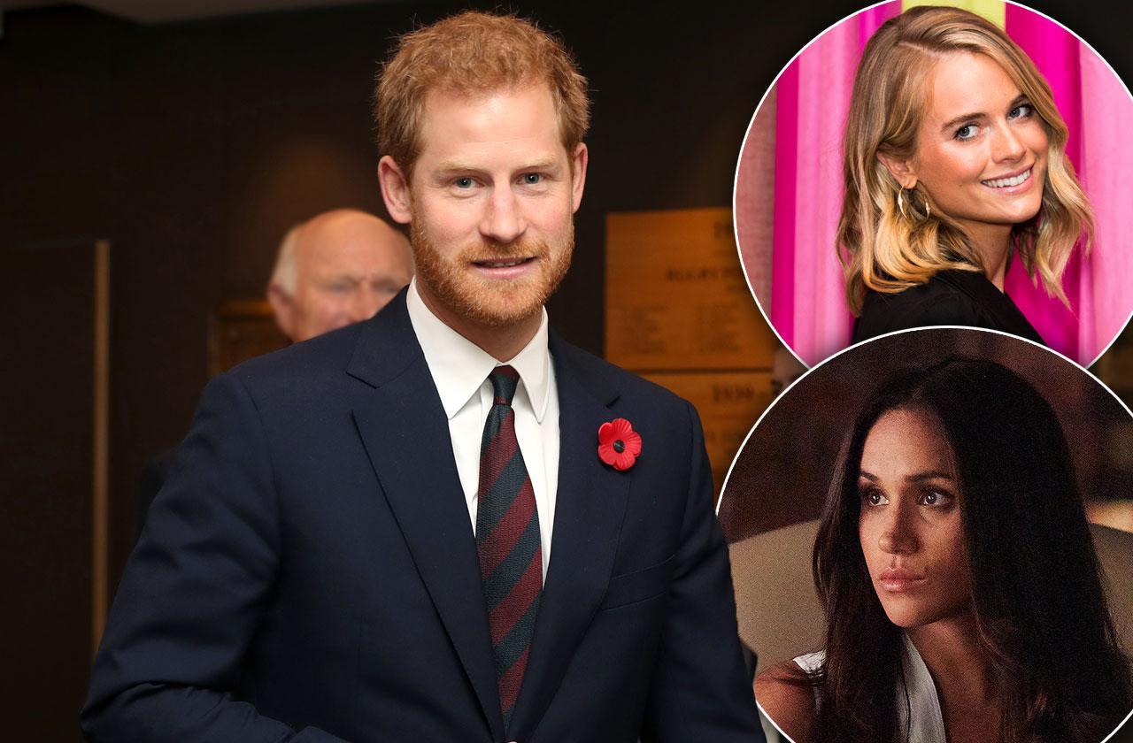 //Prince Harry Caroling With Ex Cressida Bonas pp