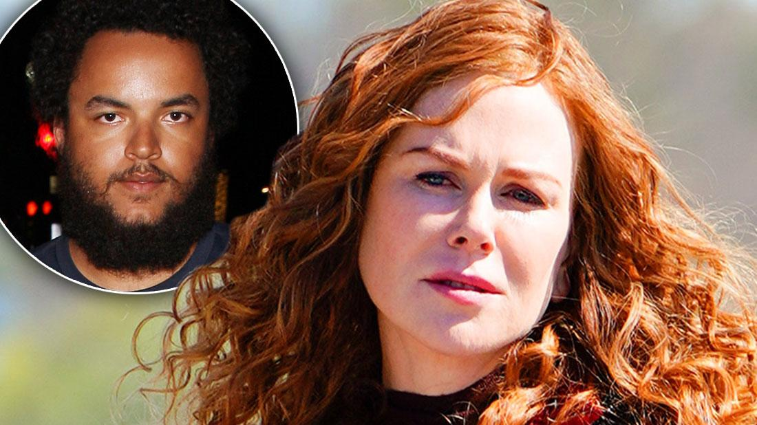 Nicole Kidman Doesn't Know Where Scientologist Son Connor Lives