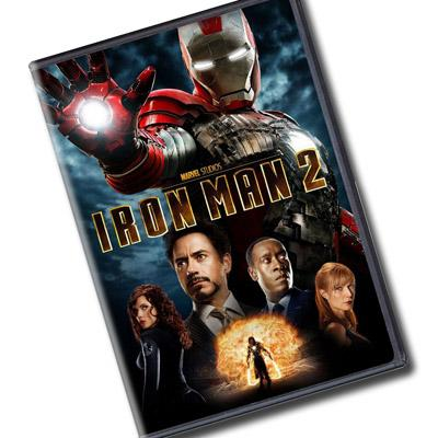 //iron man  dvd