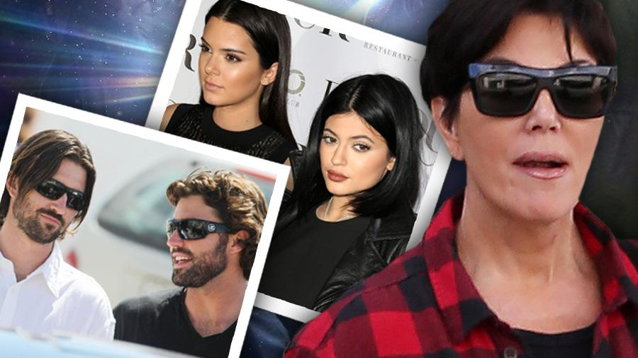 Jenners Want Kris To Change Her Last Name