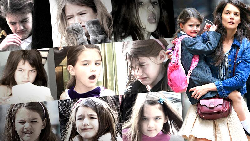 //suri cruise tantrum faces photos pp sl