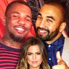 //khloe kardashian love triangle game matt kemp sq
