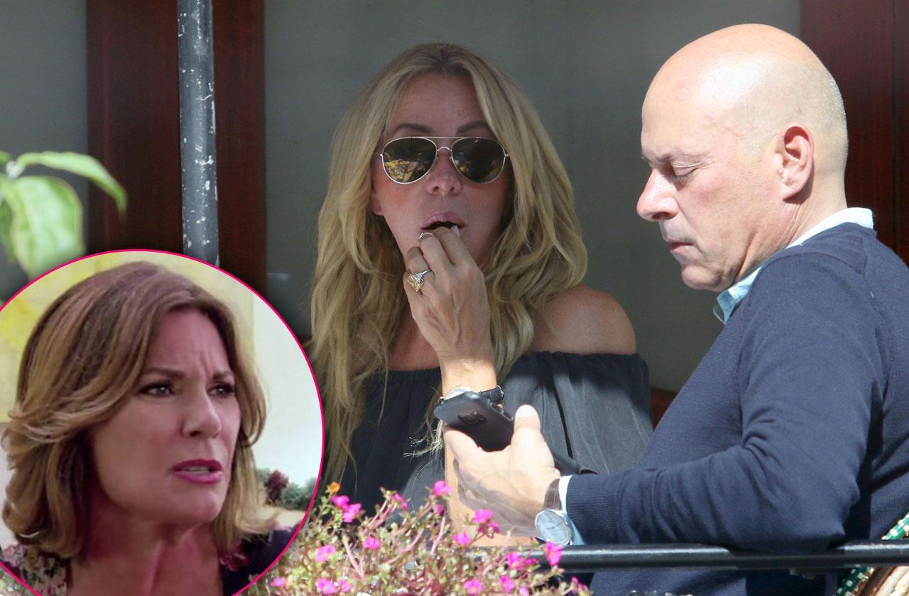 //luann de lesseps divorce husband engaged livid furious pp