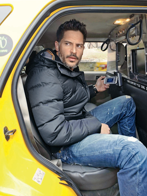 //joe manganiello isis mobile wallet pp