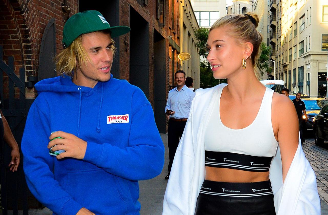Justin Bieber & Hailey Baldwin Ban Sleepovers