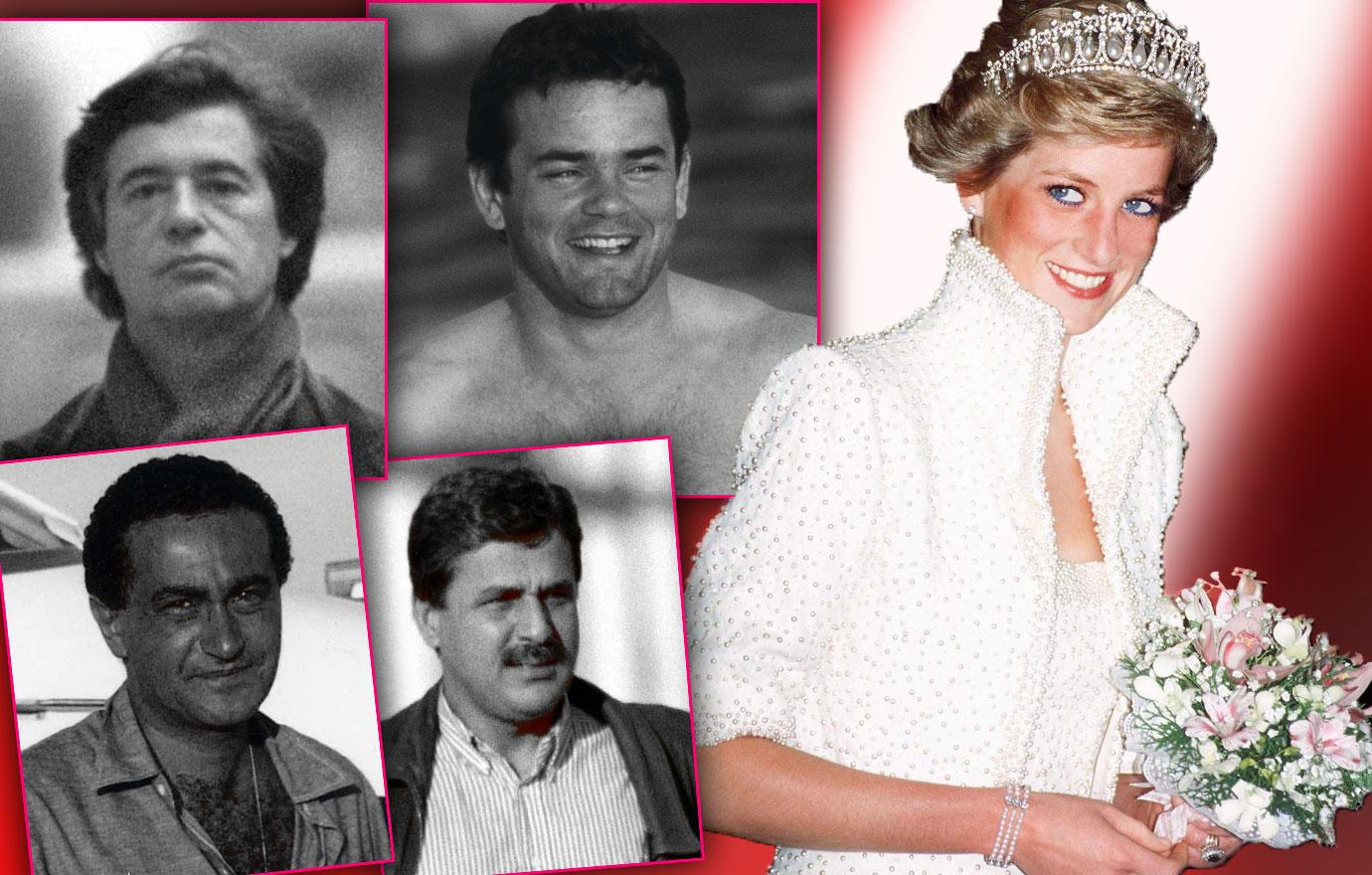 Princess Diana Addicted To Love What Happened To Her Men