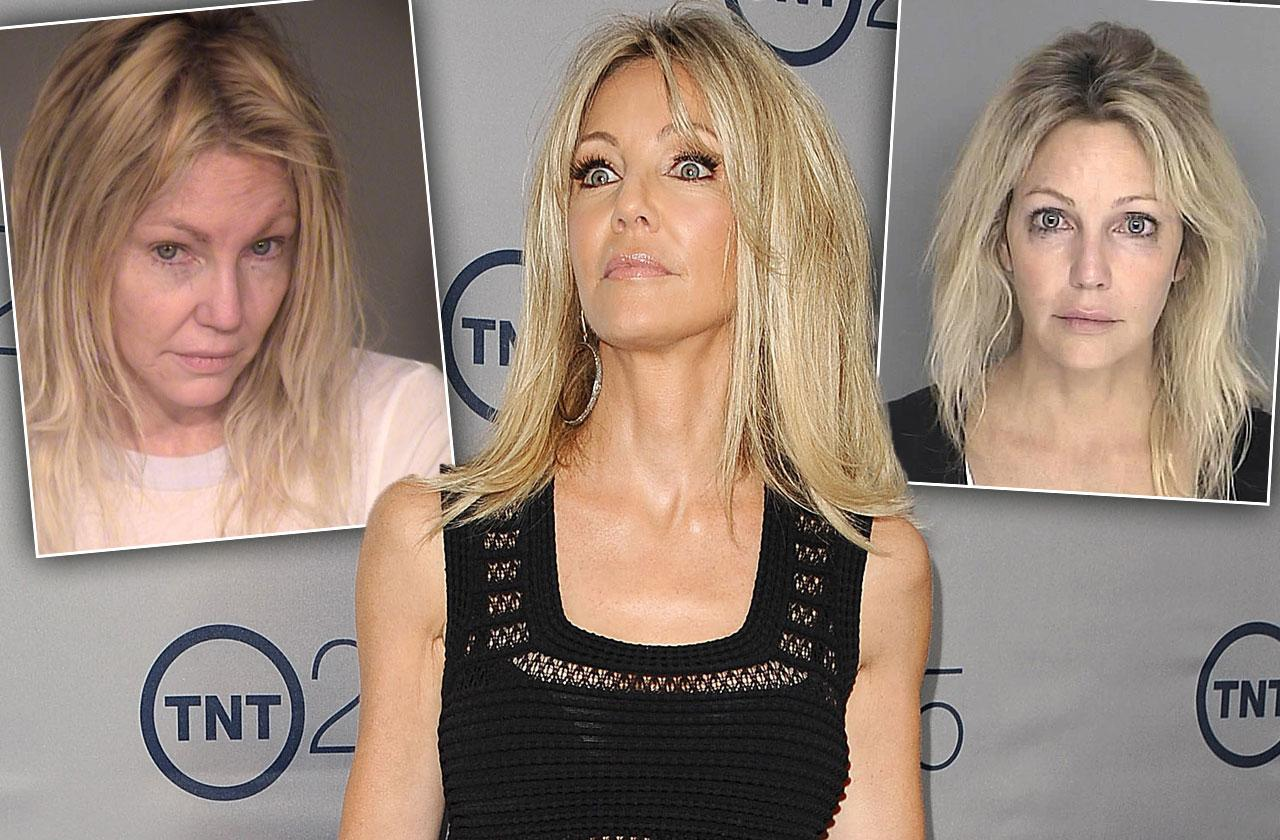 heather locklear booze pills violence downward spiral before arrest