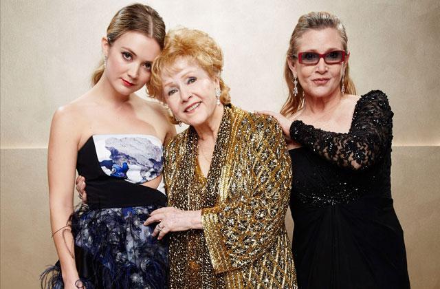 Billie Lourd finally comments on death of Carrie Fisher & Debbie Reynolds