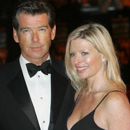 // pierce brosnan and his daughter charlotte gettyimages