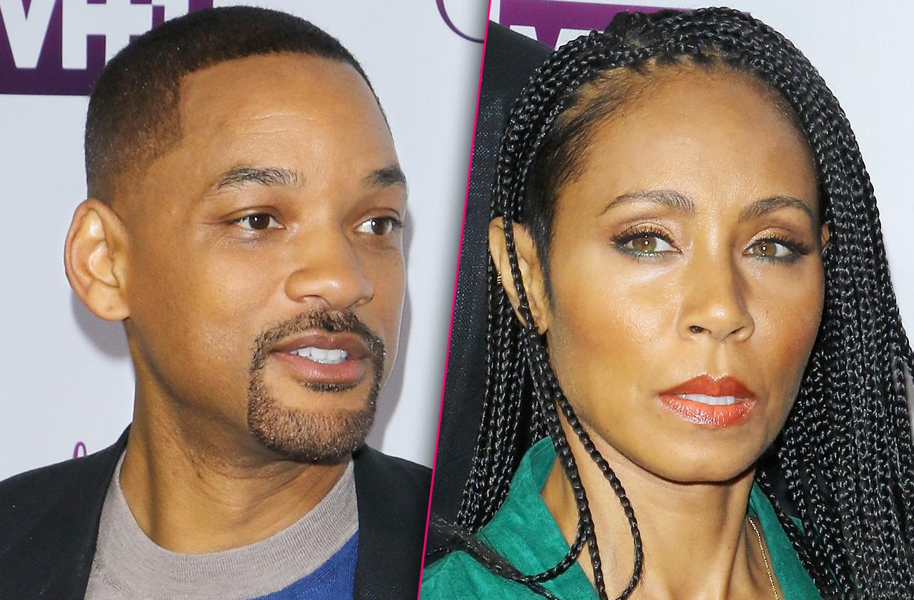 Will Smith & Jada Smith Separate Lives
