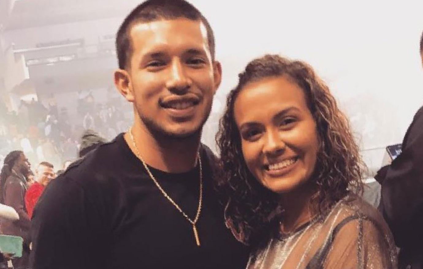 Briana DeJesus Javi Marroquin Get Dog Together