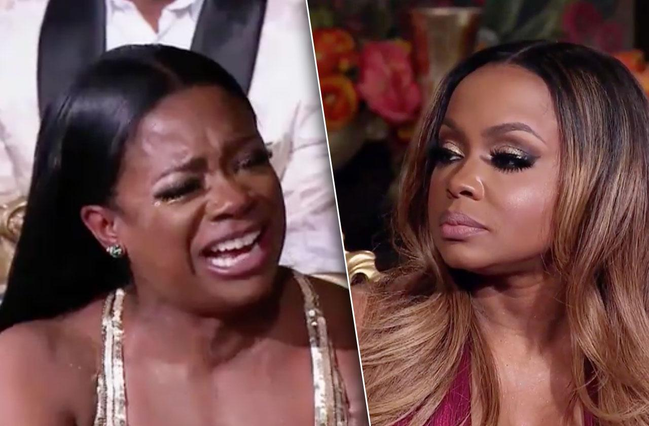 Phaedra Parks Fired Morality Clause Bravo Producer