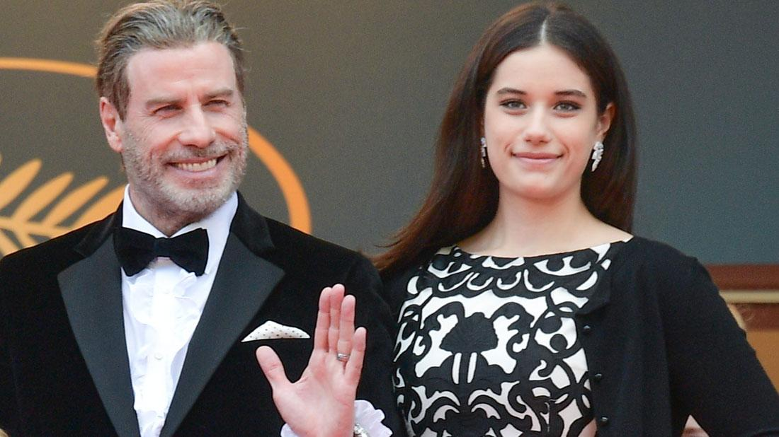 John Travolta's daughter Ella Bleu Travolta joining Instagram