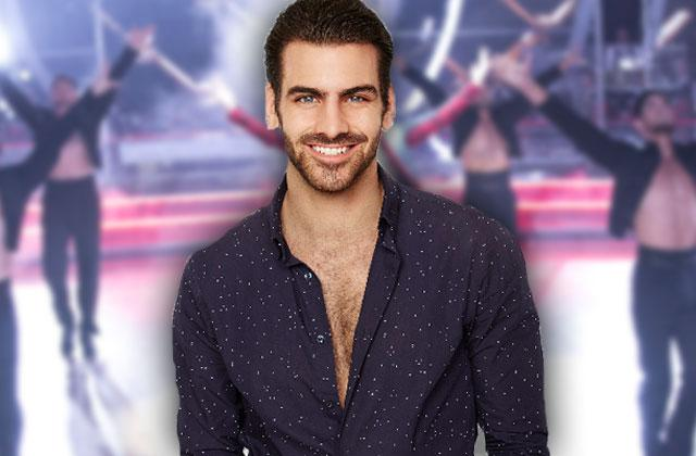 //DWTS Nyle DiMarco Feud War Backstage pp