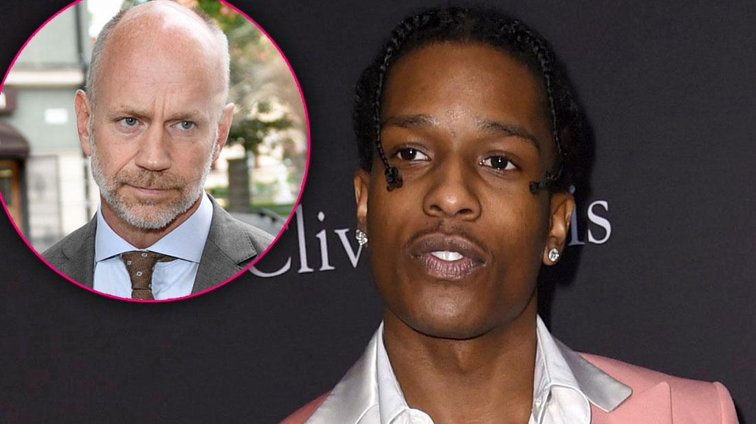 A$AP Rocky's Lawyer Shot In 'Ambush Attack' In Sweden