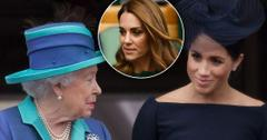 Queen Elizabeth Makes 'Unusual Effort' To Grow Close To New Royal Meghan Markle
