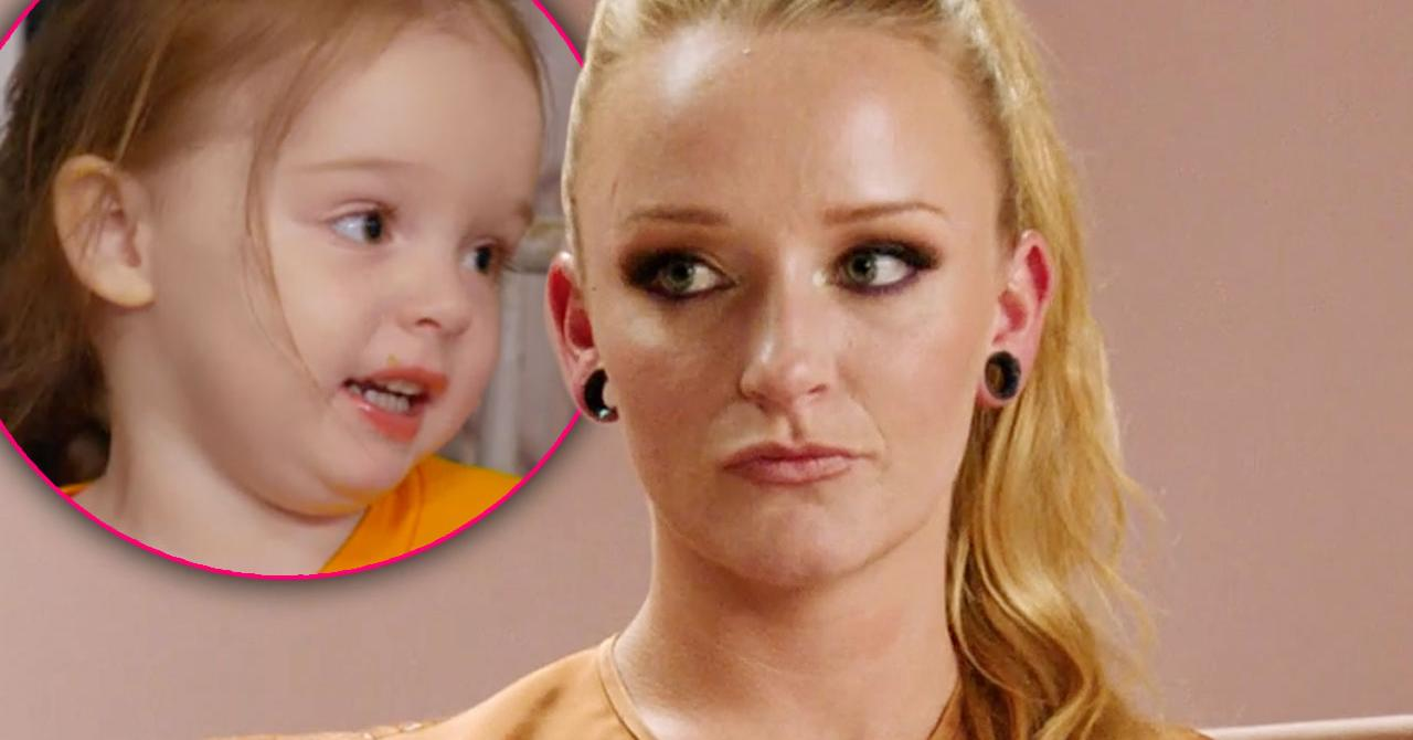 Teen Mom Maci Bookout threatens to expose the TRUTH
