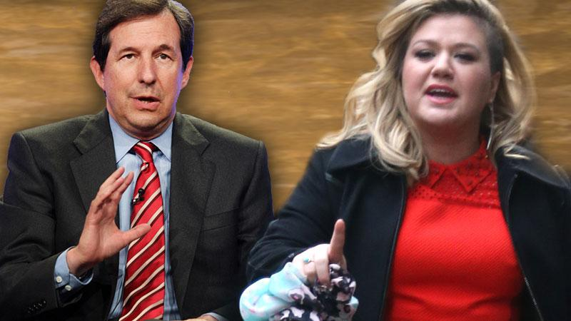 Chris Wallace Slams Kelly Clarkson For Her Weight