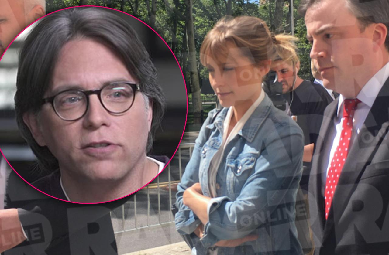 sex cult leader Keith Raniere denied bail allison mack hearing