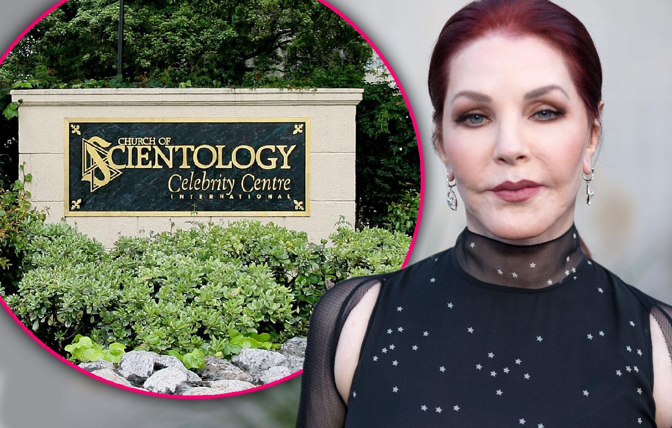 priscilla presley quits scientology after 40 year