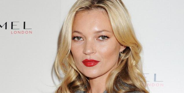 // kate moss at a photocall to launch her gettyimages