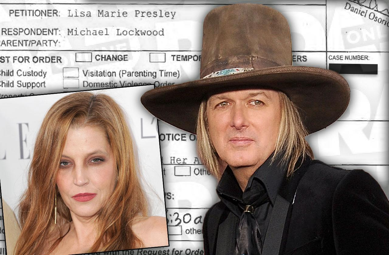 //lisa marie presley divorce disgusting child abuse claims pp