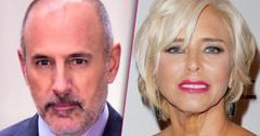 Matt Lauer Ex Wife Nancy Alspaugh Sexual Harassment Claims Fabricated