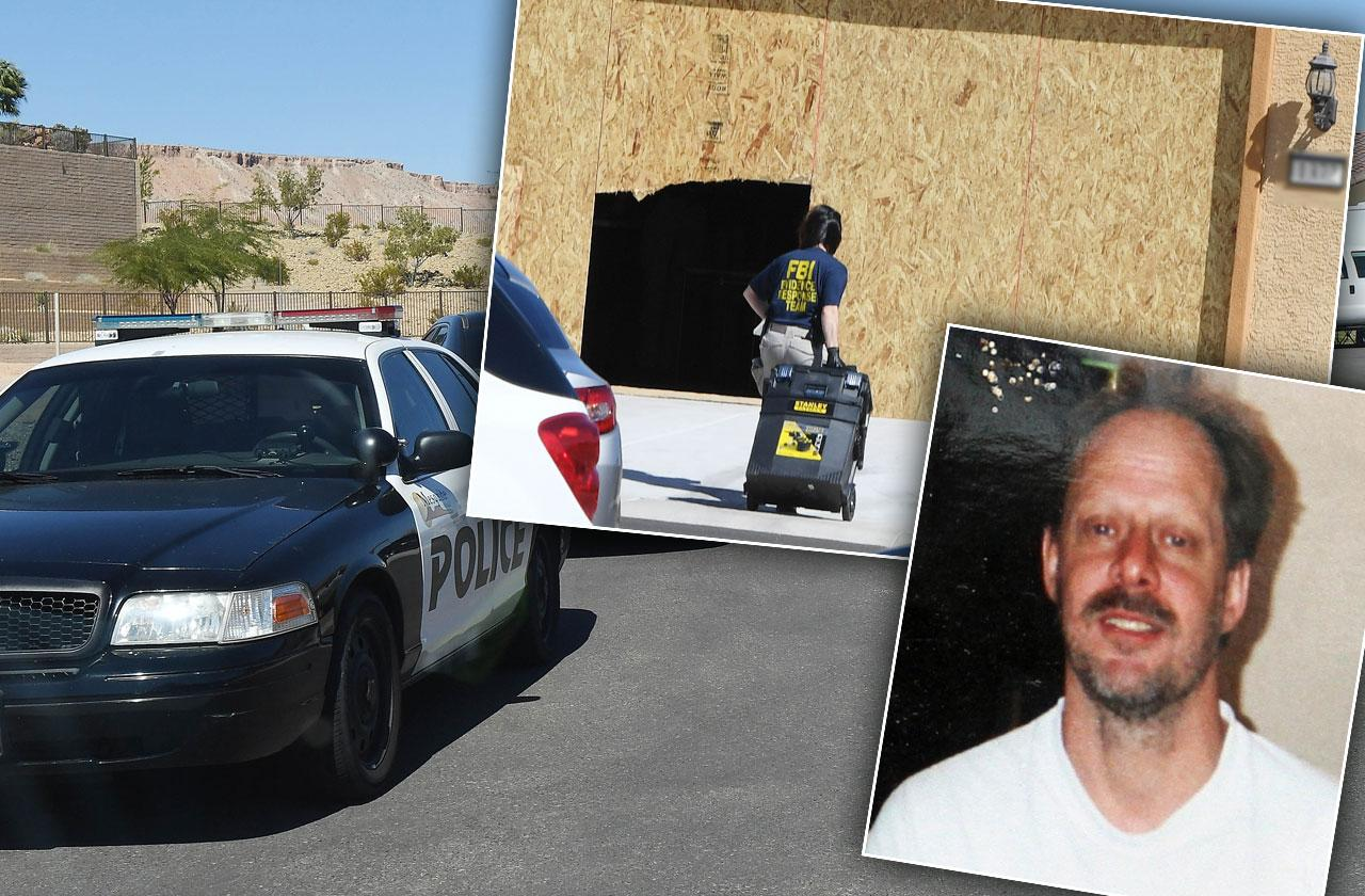 //las vegas killer stephen paddock nevada home photos videos pp