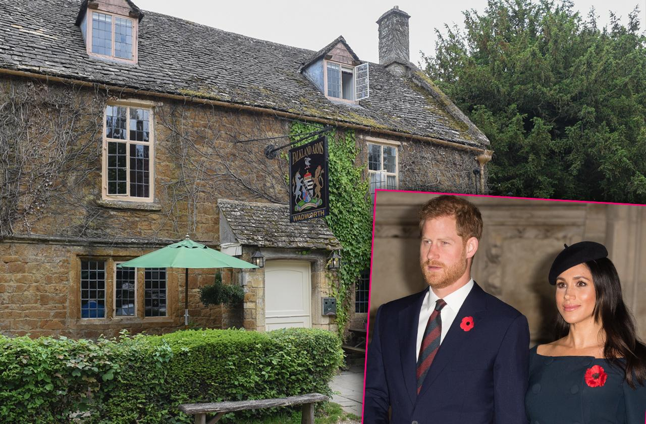 Meghan Markle And Prince Harry Lease New Home To Escape Feud With Kate Middleton