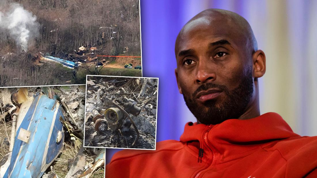 NTSB Releases Kobe Bryant Helicopter Crash Wreckage Video