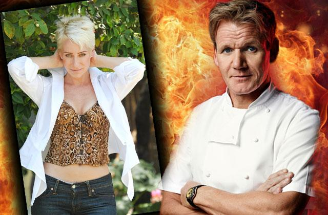 Gordon Ramsay's Alleged Mistress Doubts Wife's Miscarriage