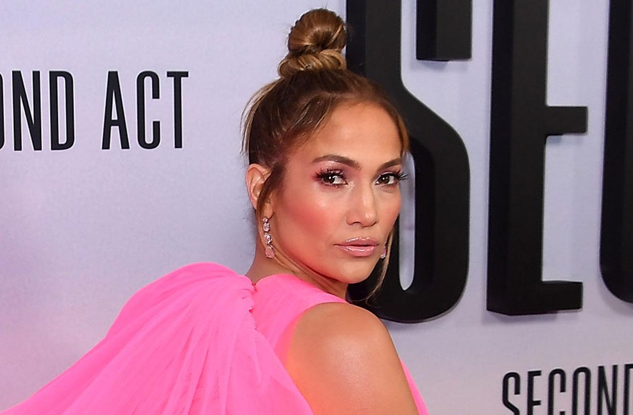 Jennifer Lopez Pole Dancing Video Exposed