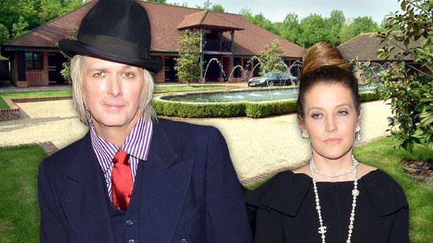 michael lockwood lisa marie Presley divorce sell mansion