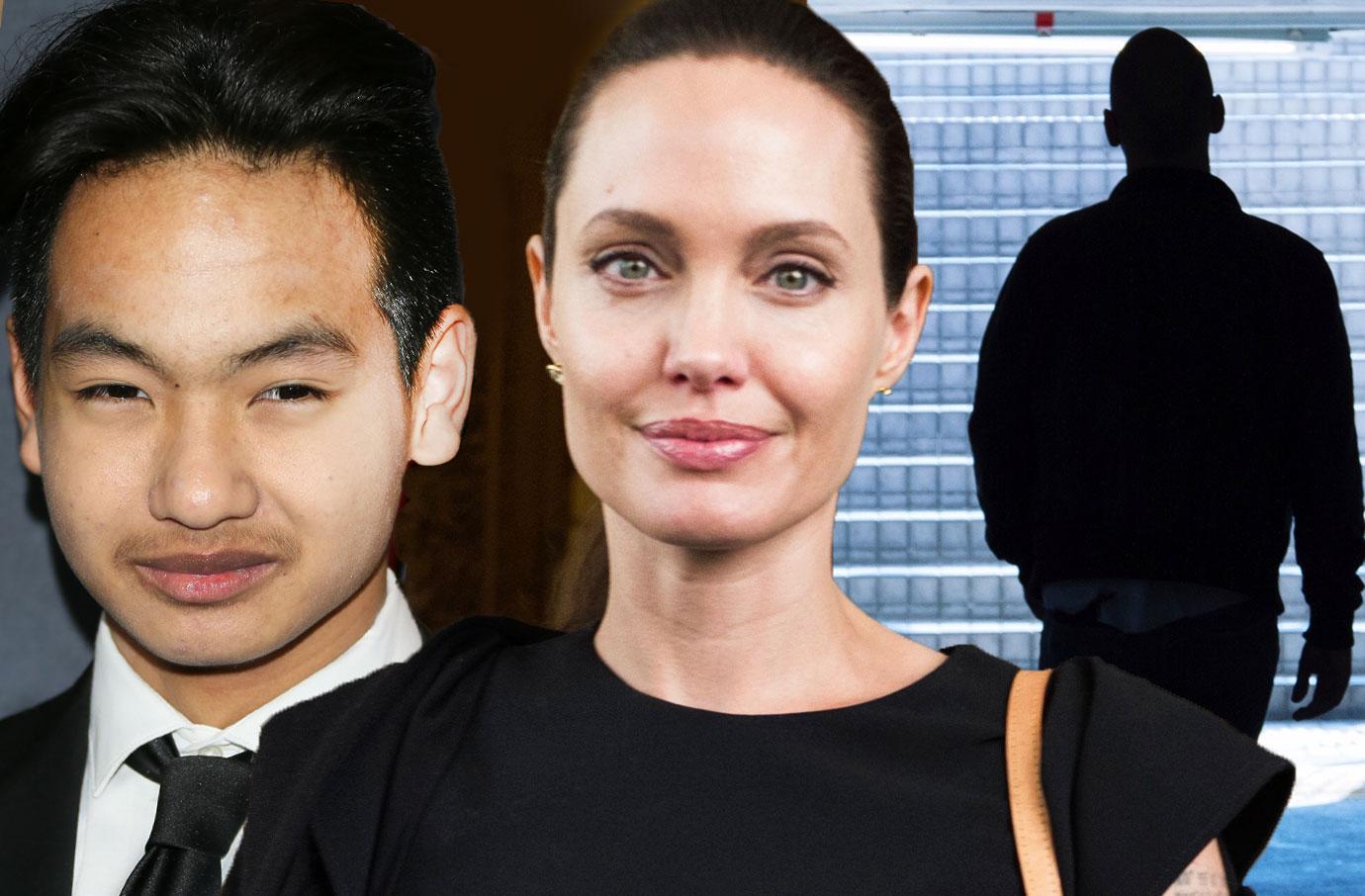 Maddox Wants Angelina Jolie To Meet A Nice Guy